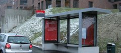 APG implements new bus shelters with St. Gallen transport authority (VBSG)