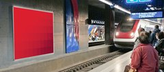 APG|SGA to launch rail beamers at Zurich Airport station