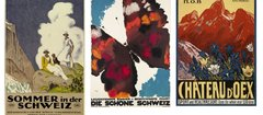 Summer and sport in Switzerland: historical posters in the APG|SGA eMuseum