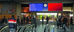 APG|SGA expands and optimizes its digital offering (eBoard) at Switzerland's biggest railway stations